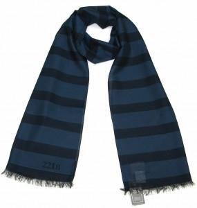 BlueStripedSherlockScarf-1