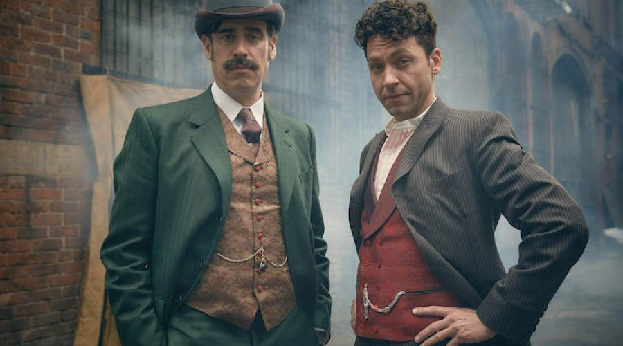 Review: Houdini & Doyle - The Baker Street Babes