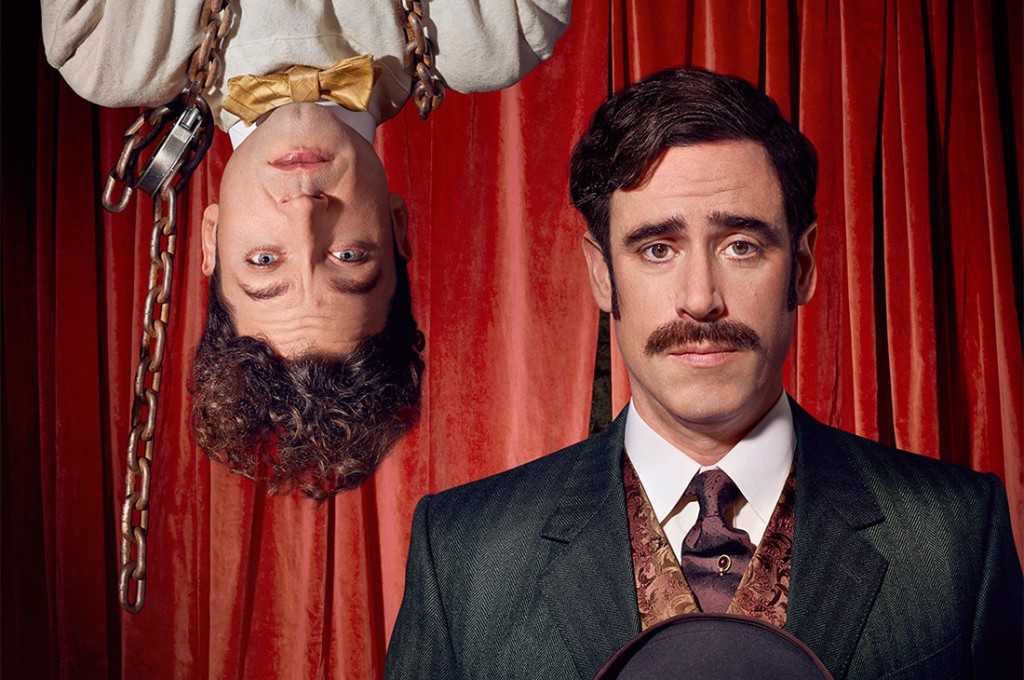 Review: Houdini and Doyle - The Baker Street Babes